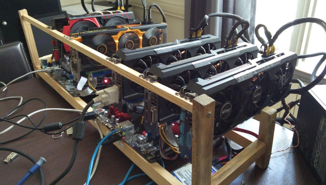 Comment construire son rig de mining Ethereum, x11, x13, x15 ?